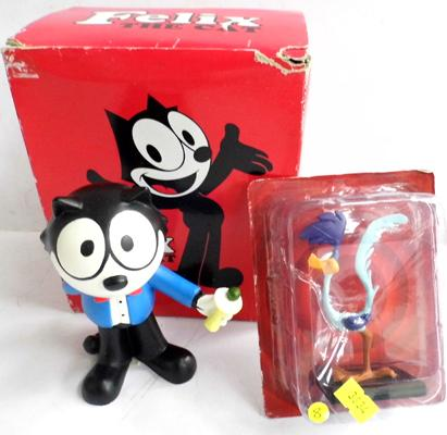 Felix the Cat (boxed) and sealed Road Runner