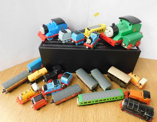 Selection of Thomas the Tank Engine items