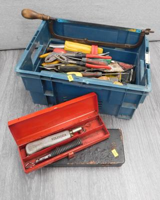 Box of tools-large selection