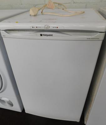 Hotpoint Iced Diamond freezer - 33 inches tall, W/O