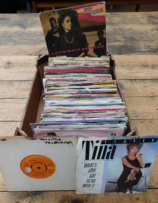 Selection of 7 inch singles, R & B, Soul & pop