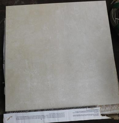 28 of 600 x 600 Tuscany floor tiles (10 metres squared)