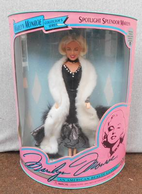 Marilyn Monroe boxed collectors doll