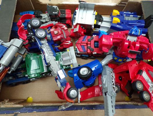 Box of transformers