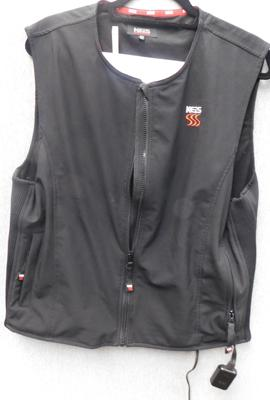 KEIS heated vest with controller for motorbike - size 42